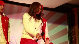 Mizz Nina - What you waiting for (#iheartjapan Celebrity Charity Event 2011)