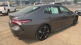 2018 TOYOTA CAMRY Northern Cal.