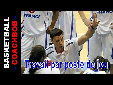 Travail par poste de jeu [Basketball Positions Training Drills]