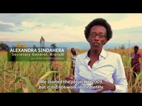 HEINEKEN Local Sourcing Project DRC and Burundi