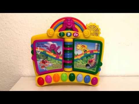 Barney sing n play musical songbook