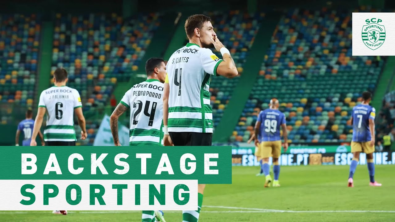 Download BACKSTAGE SPORTING   Sporting CP x Moreirense FC