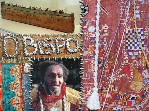 Arthur Bispo do Rosário (1/2) - De Lá Pra Cá - 10/07/2011