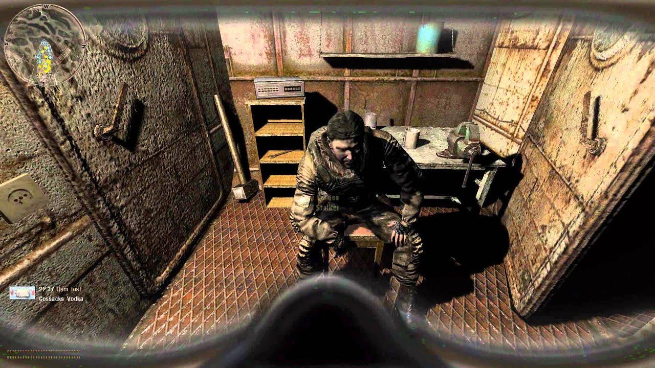 Stalker: Call of Pripyat. Game Walkthrough - gamerun.org