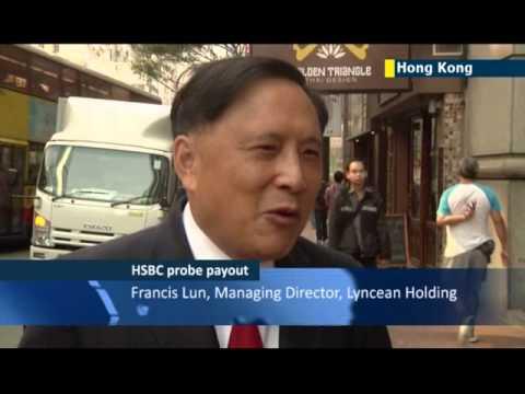Money-laundering probe payout: UK bank HSBC to pay USD 1.9 billion to US authorities