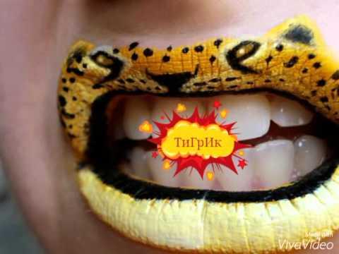 Фото залитые губы