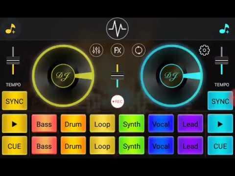 DJ Mixer Studio, Remix #1