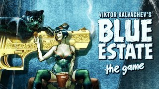 Blue Estate - ps4 - (Gameplay ao vivo em Português PT-BR)