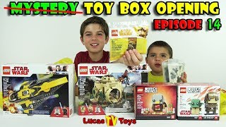 LEGO Star Wars Haul | Mystery Toy Box Opening Episode 14