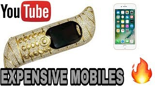 top 5 expensive mobiles in the world