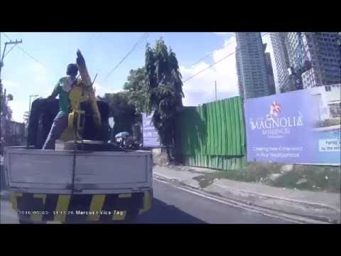 MMDA Tow Truck Operation (Illegal) Part 2