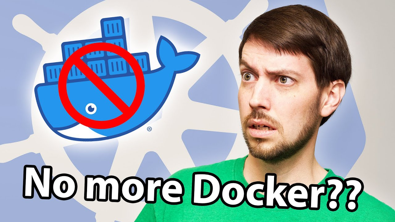 Kubernetes is Dropping Docker Support?!