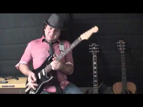 Video Aula Stevie Ray Vaughan LIve at The El Mocambo My Favourite Licks & Tricks