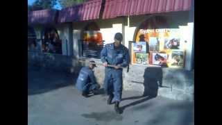 Работа пожарных Украины!!18+