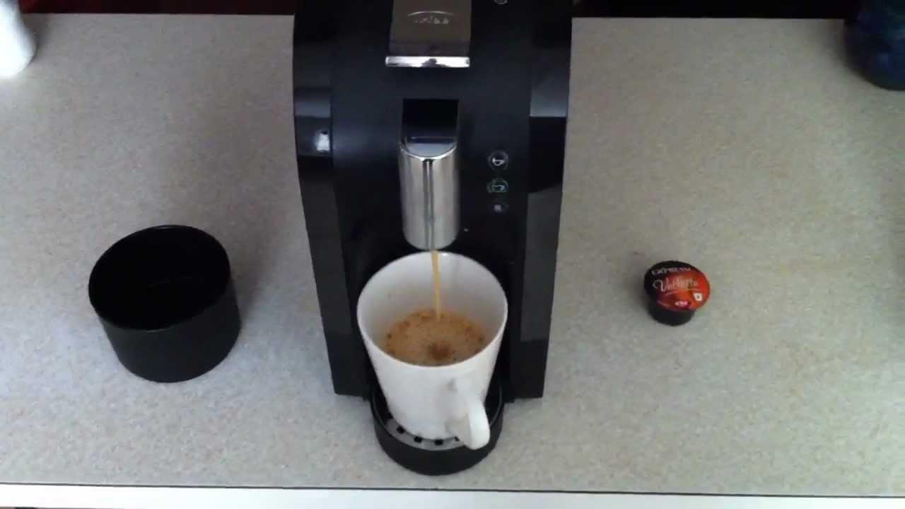 Aldi Expressi Making Coffee Youtube