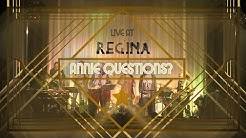 Annie Questions? - It's all up to you - Live at Regina-Kino 2018
