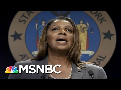 NY Attorney General Vows To 'Get Answers and Seek Justice' For Protesters Attacked By Police | MSNBC