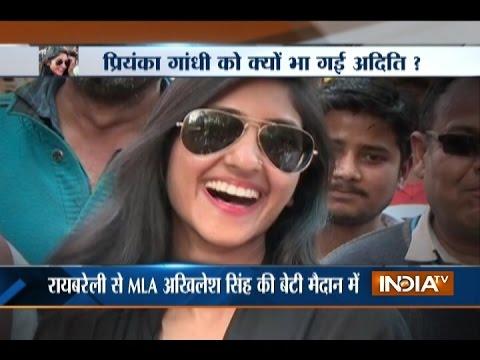 'Bahubali' leader Akhilesh Singh's Daughter to Contest Poll from Rae Bareli