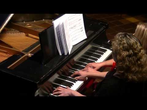 Luba & Lena - Hesitation Tango by Samuel Barber