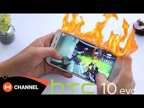 HTC 10 Evo: Chip Snapdragon 810 v2.0 CÓ NÓNG KHI CHƠI GAME KHÔNG?