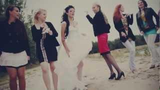 Брест Свадебный клип свадьба молодые  жгут Брест HOLLYWOOD