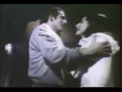 "Rare West Side Story original Broadway footage ""Maria"" & ""Tonight"" Carol Lawrence, Larry Kert"