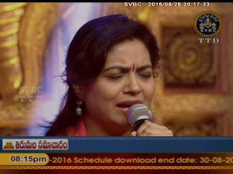 SVBC TTD-Annamayya Pataku Pattabhishekam Ep 30 part 1 28-08-16