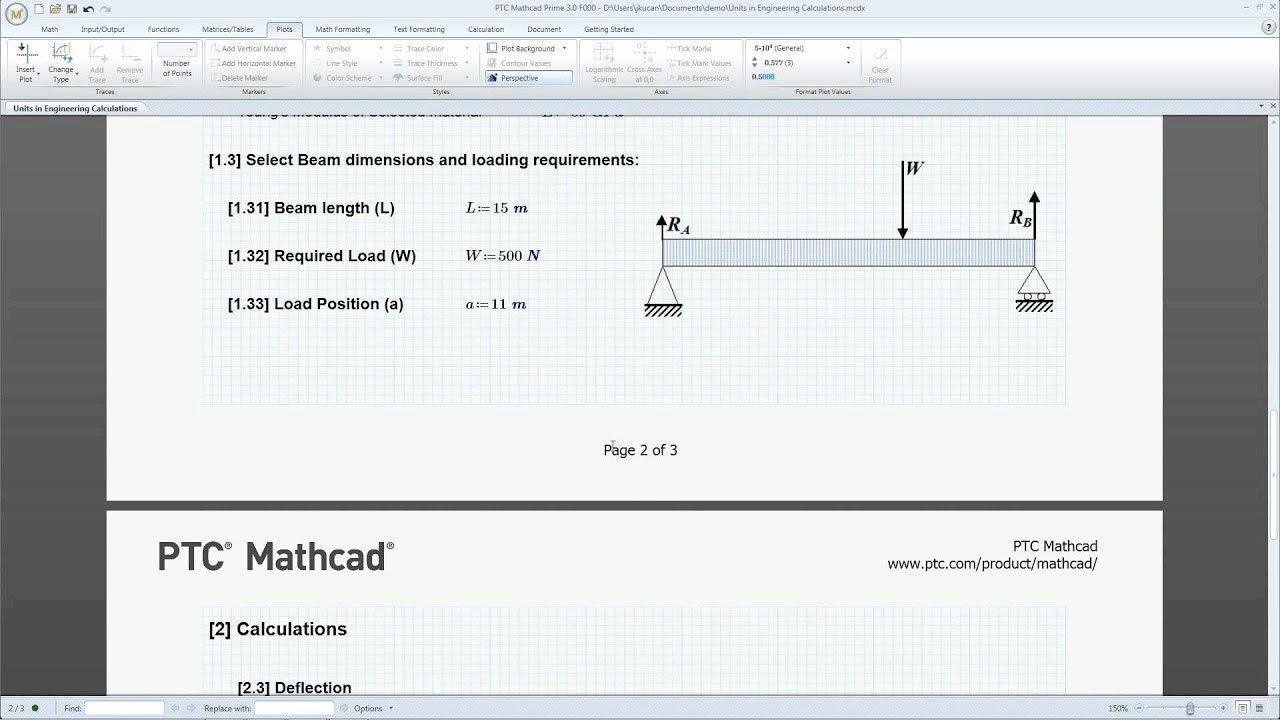 ptc mathcad 15 trial download
