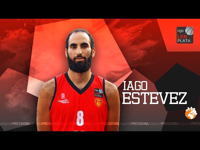 BEST PLAYS⎜Iago Estevéz - LEB Plata J9