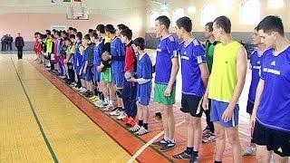 У Коломиї відбулися обласні спортивні ігри з гандболу серед юнаків