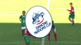 Morocco vs Mexico - Ranking match 9/10 - Highlight - Danone Nations Cup 2016