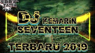 Gambar cover DJ kemarin seventeen