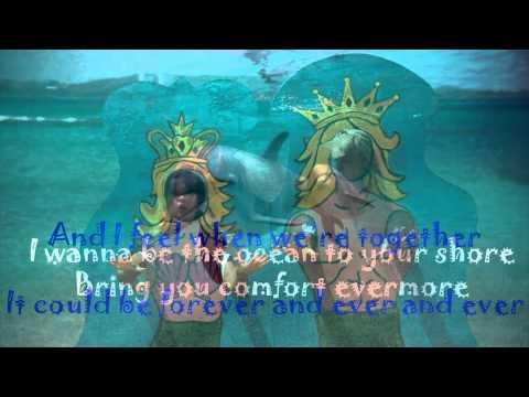 Teen Beach Movie Oxygen Lyrics/Karaoke