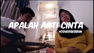 Download Mp3 She - Apalah Arti Cinta Cover By Indrayani Feat Ade Putta