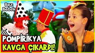 POMPİRİKYA, OYUNCAKLAR ÜLKESİ'NDE KAVGA ÇIKARDI! - Bez Bebek 77. Bölüm