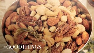 Good Things: Brown Butter Assorted Nuts - Martha Stewart