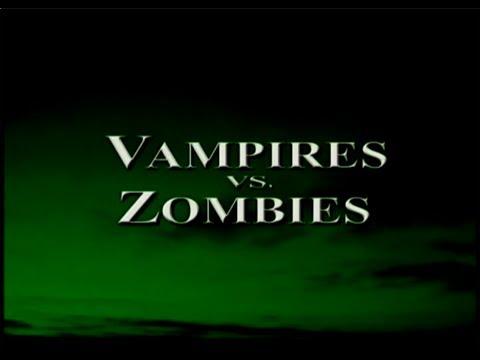 Обзор на фильм Вампиры против зомби