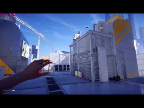 mirrors edge cataylst gameplay fx 9370 fury x 1080p
