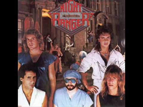 Night Ranger -  Touch Of Madness(Album Version)