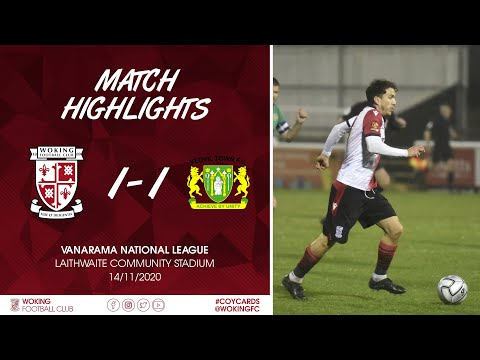 Woking Yeovil Goals And Highlights