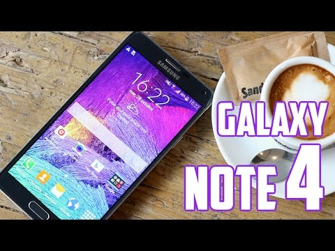 Samsung Galaxy Note 4, Review en Español