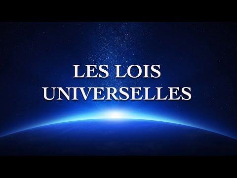 LES LOIS UNIVERSELLES - Laura Marie