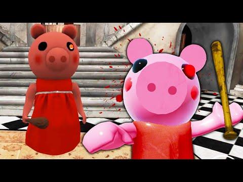НОВАЯ ИГРА ПИГГИ СВИНКА ПЕППА - Piggy