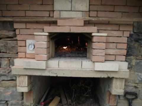 Il mio forno a legna youtube - Cucinare con il forno a legna ...