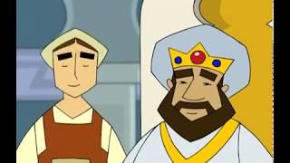 Смотреть сериал Аладдин  Обучающий мультфильм для детей на английском языке онлайн