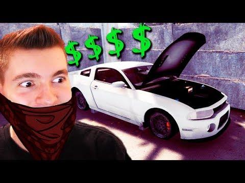 PEGUEI UM SUPER CARRO!!! (MUITO DIFÍCIL) - Thief Simulator