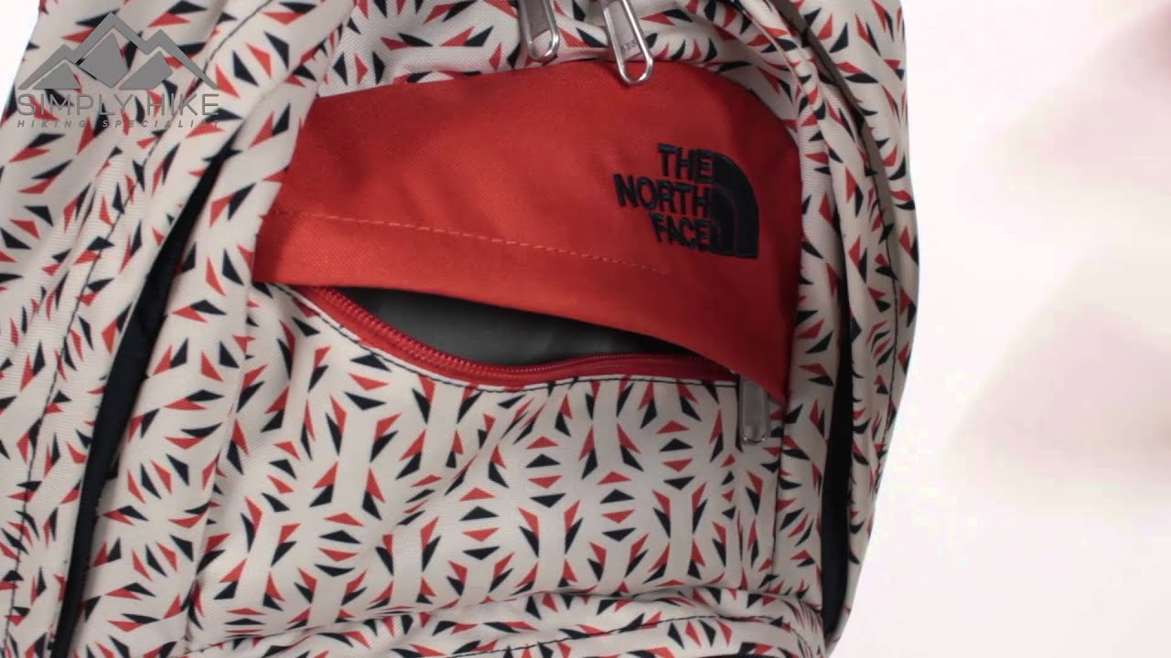 The North Face Wise Guy Rucksack - www.simplyhike.co.uk - YouTube fbdccd7f25142