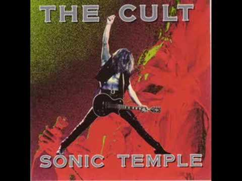 The Cult sonic temple American Horse