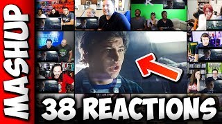 READY PLAYER ONE Official Trailer Reactions Mashup