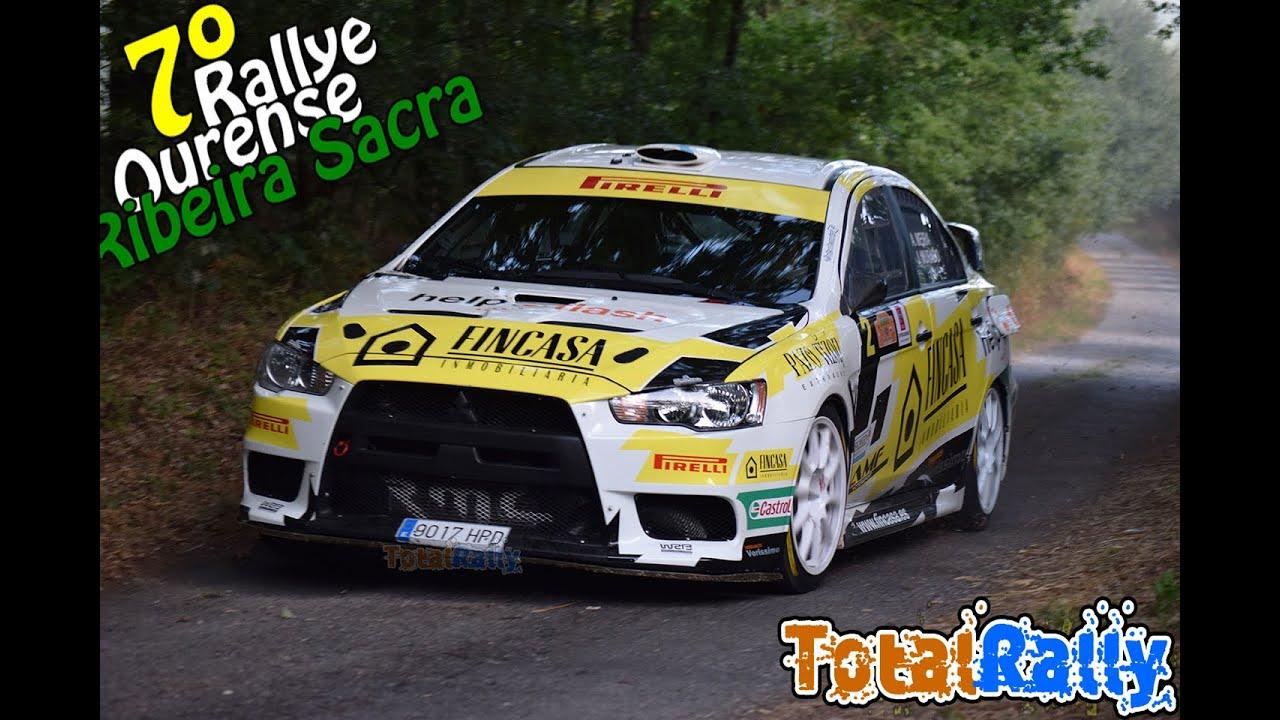 Rally Ribeira Sacra 2018 Totalrally Hd Racingfail